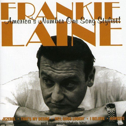 Frankie Laine Americas Number One Song Styli Import Gbr