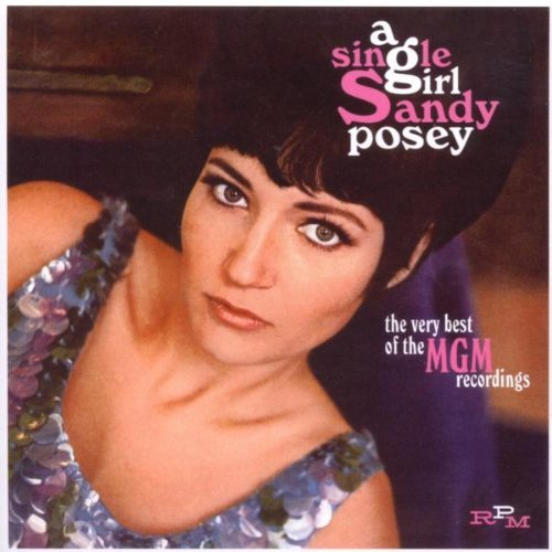 Sandy Posey Single Girl Best Fo The Mgm Y Import Nzl