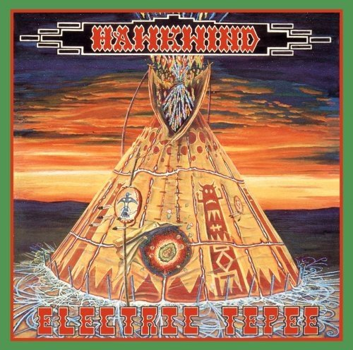Hawkwind Electric Tepee Import Gbr