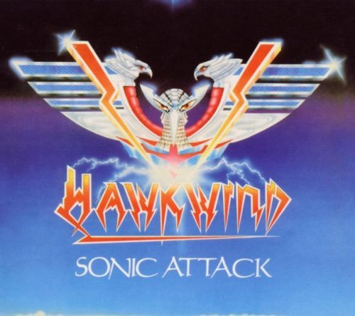 Hawkwind Sonic Attack Import Gbr 2 CD