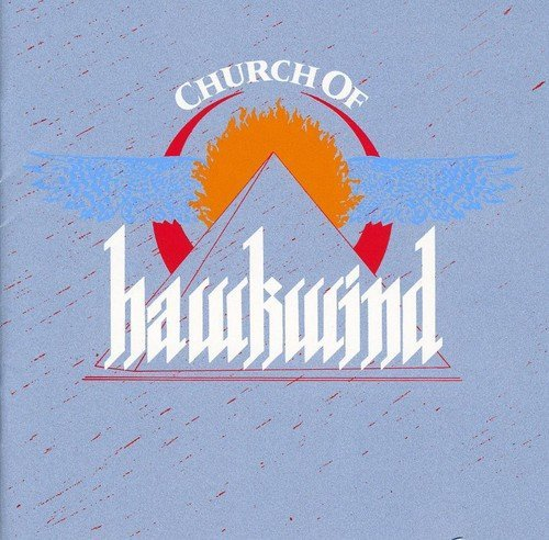 Hawkwind Church Of Hawkwind Import Gbr