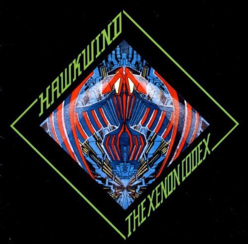 Hawkwind Xenon Codex Import Gbr