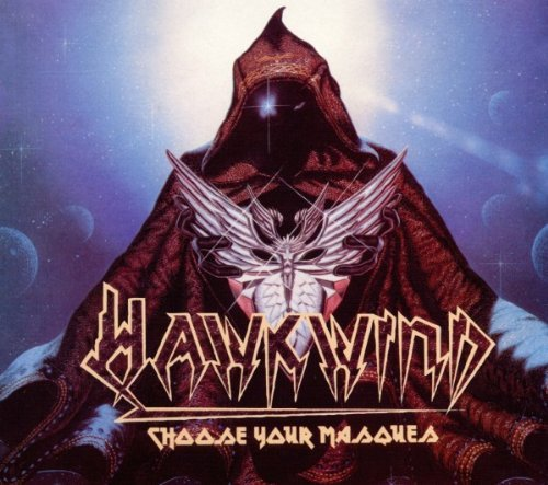 Hawkwind Choose Your Masques Import Gbr 2 CD