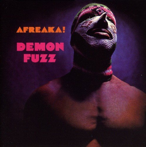 Demon Fuzz Afreaka! Import Gbr