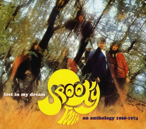Spooky Tooth Lost In My Dream An Anthology Import 2 CD Set