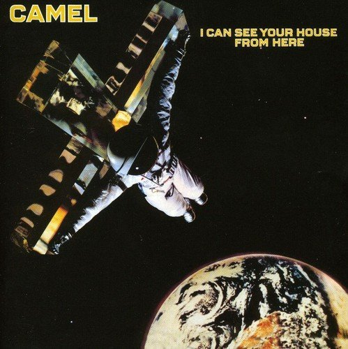 Camel I Can See Your House From Here Import Gbr Incl. Bonus Tracks