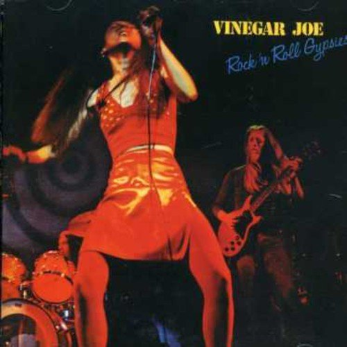Vinegar Joe Rock N Roll Gypsies Import