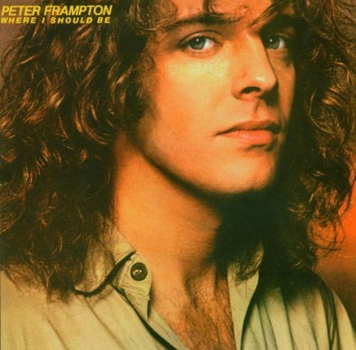 Frampton Peter Where Should I Be Import