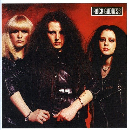 Rock Goddess Rock Goddess Import Gbr Remastered Incl. Bonus Track