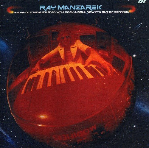 Manzarek Ray Whole Thing Started With Rock Import Gbr Remastered