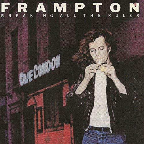 Frampton Peter Breaking All The Rules Import Gbr Remastered