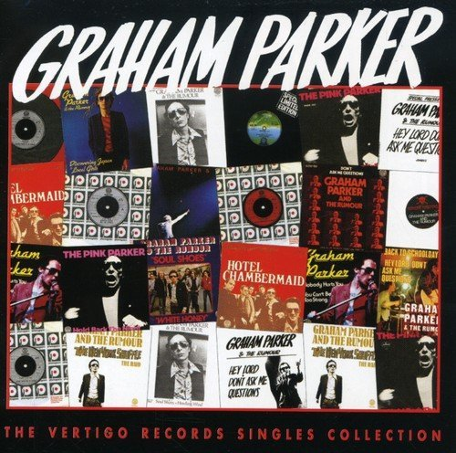 Graham Parker & The Rumour Vertigo Singles Collection Import Gbr