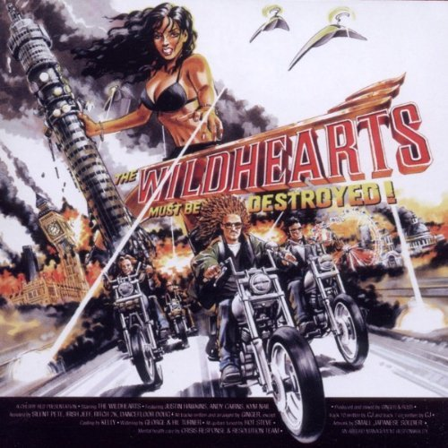 Wildhearts Must Be Destroyed Import Gbr 2 CD