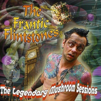 Frantic Flintstones Legendary Mushroom Sessions Import Gbr