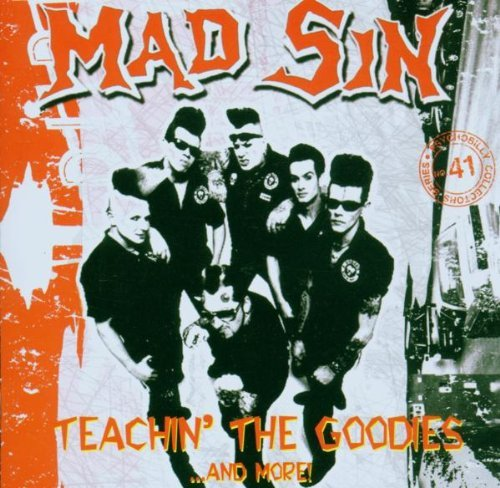 Mad Sin Teachin' The Goodies Import