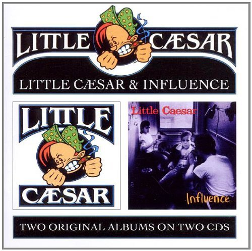 Little Caesar Little Caesar & Influence Import Gbr 2 CD