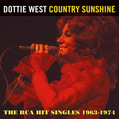 Dottie West Country Sunshine Rca Hit Sing Import Gbr