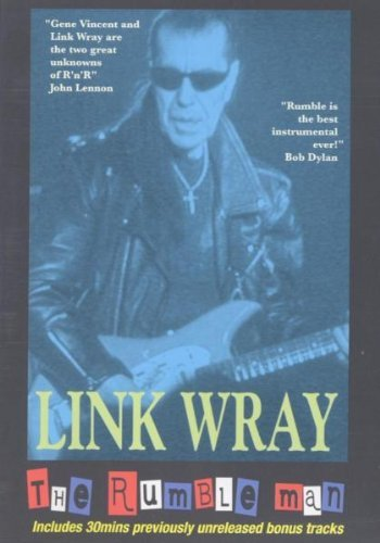 Link Wray Rumble Man Import