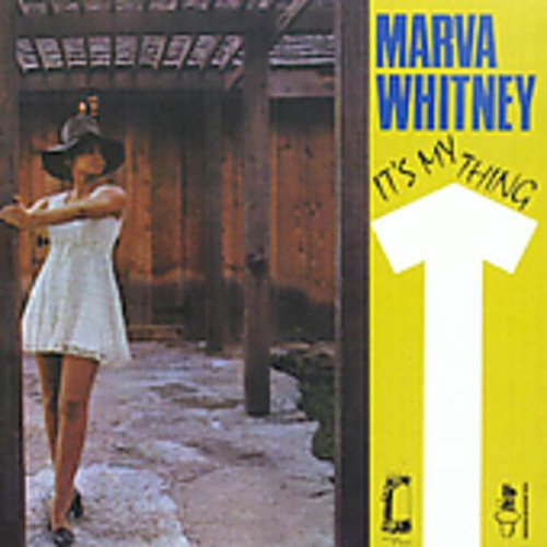 Marva Whitney It's My Thing Import Gbr Incl. Bonus Tracks
