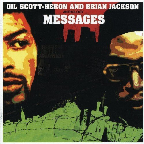 Gil Scott Heron Anthology Messages Import Gbr