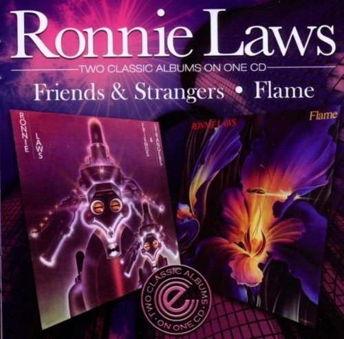 Ronnie Laws Friends & Strangers Flame Import Gbr