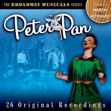 Broadway Musical Originals Peter Pan Import Gbr