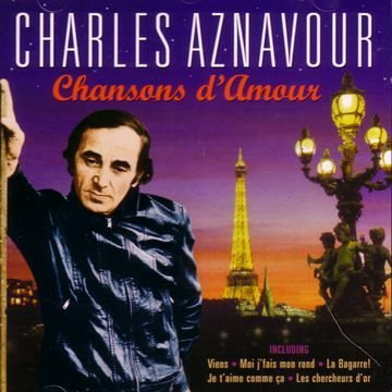 Charles Aznavour Chansons S'amour Import Gbr