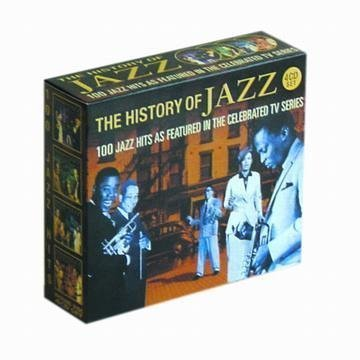 Various Artists History Of Jazz