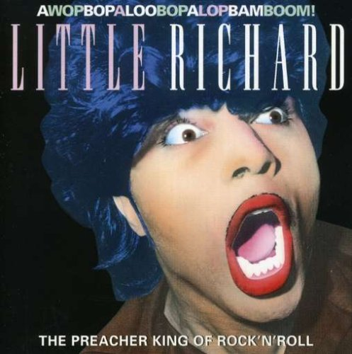 Little Richard Preacher King Of R & R