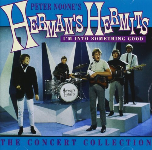 Hermans Hermits I'm Into Something Good Live Import Gbr