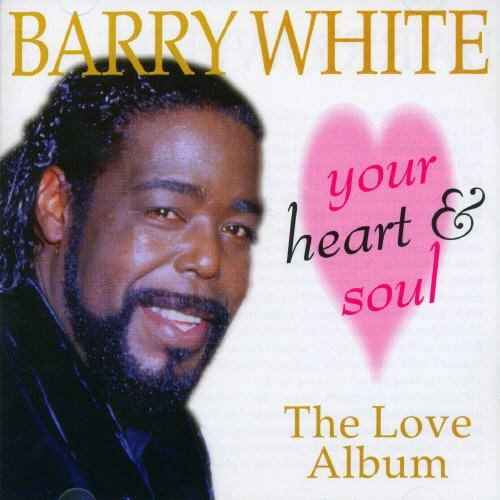 Barry White Heart & Soul Import Gbr