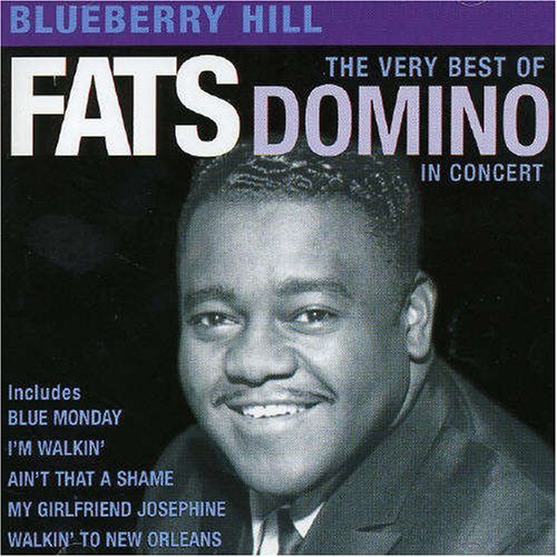 Fats Domino Blueberry Hill Best Of Import Gbr