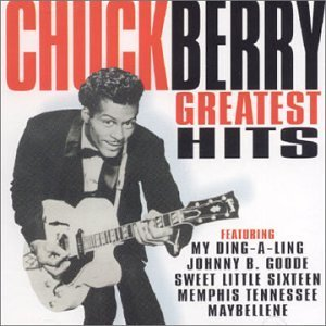 Chuck Berry Greatest Hits Import Gbr