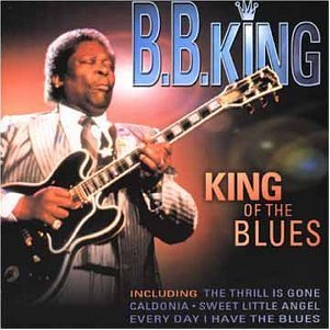 B.B King King Of The Blues Import Gbr
