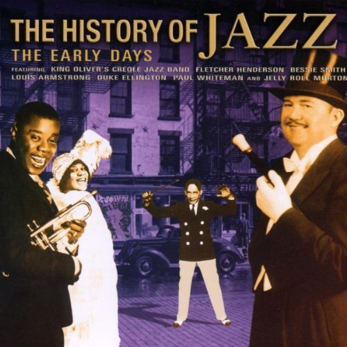 History Of Jazz The Early Days History Of Jazz The Early Days Import Gbr