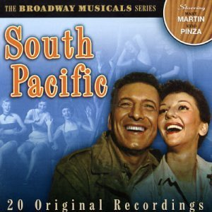 Broadway Musical Originals South Pacific Import Gbr