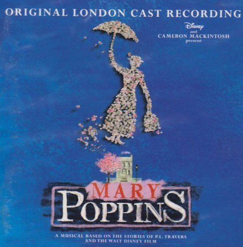 Various Artists Mary Poppins Import Gbr Original London Cast. Rec.
