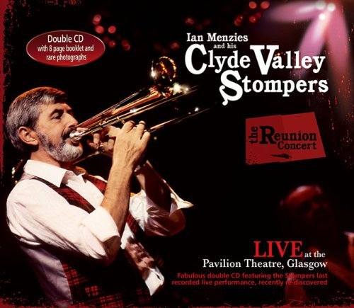 Clyde Valley Stompers Reunion Concert 2 CD