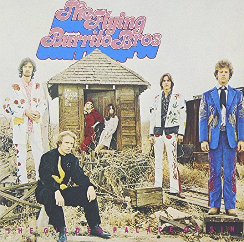 Flying Burrito Brothers Gilded Palace Of Sin Import Gbr