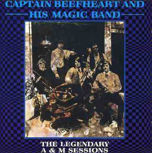 Captain Beefheart Legendary A&m Sessions Import Gbr