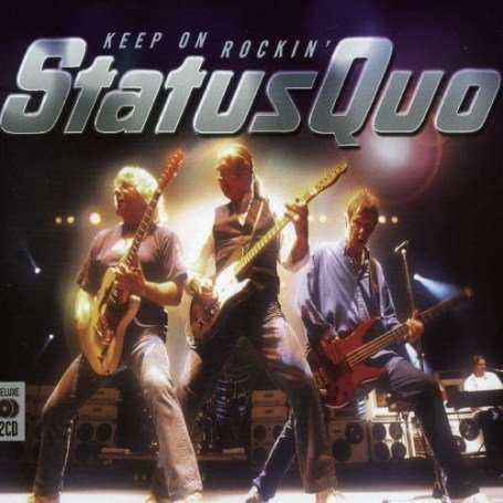 Status Quo Keep On Rockin' Import Gbr 2 CD Set Slipcase
