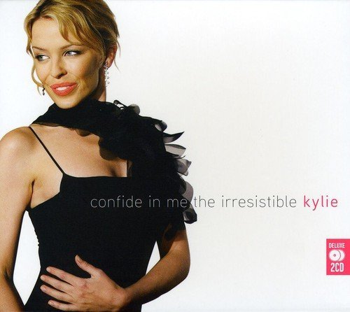 Kylie Minogue Confide In Me The Irresistibl Import Gbr 2 CD