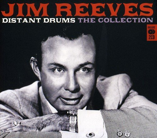 Jim Reeves Distant Drums The Jim Reeves Import Gbr 2 CD