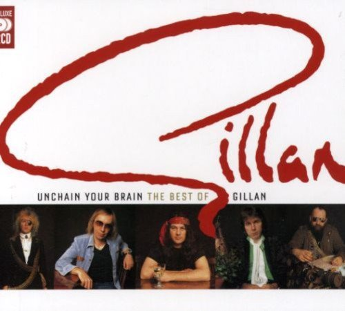 Gillan Ian Unchain Your Brain The Best O Import Gbr 2 CD