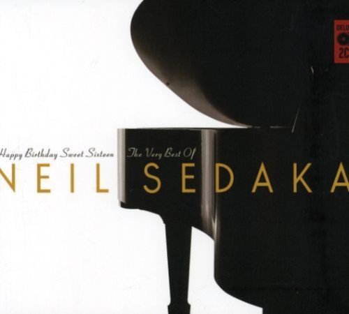 Neil Sedaka Happy Birthday Sweet Sixteen Import Gbr 2 CD