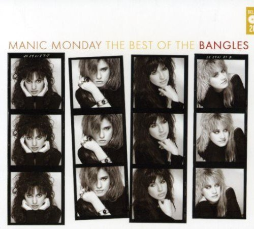 Bangles Manic Monday Best Of The Bang Import Gbr 2 CD