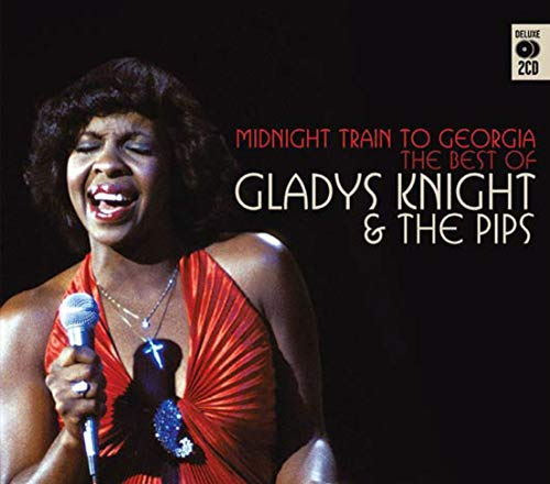 Gladys Knight & The Pips Midnight Train To Georgia Bes Import Gbr 2 CD