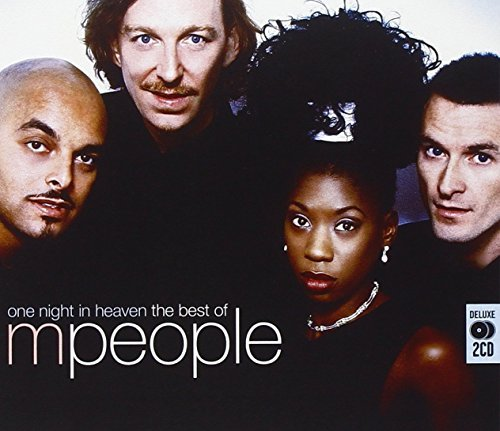 M People One Night In Heaven The Best Import Gbr 2 CD