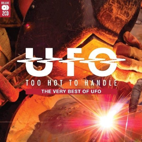 Ufo Too Hot To Handle The Very Be Import Gbr 2 CD