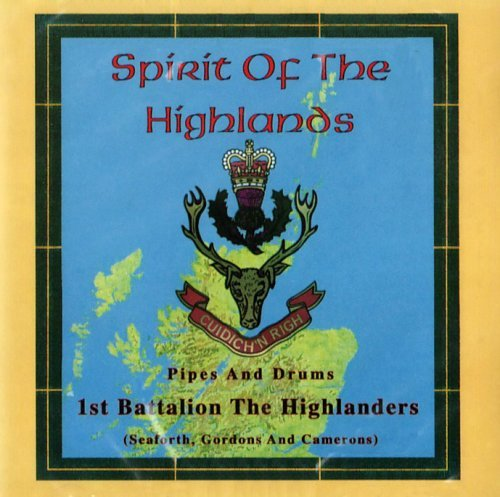 Highlanders Spirit Of The Highlands